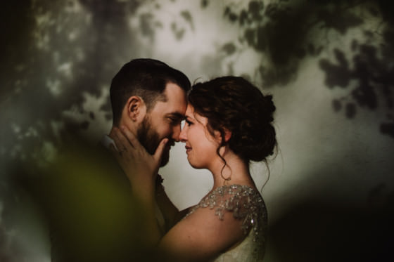 emotional wedding photography by Maggie J Photography