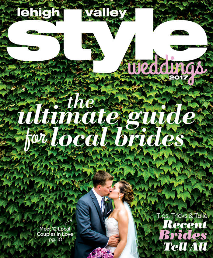 Wedding Photographer Lehigh Valley Featured In Lehigh Valley Style